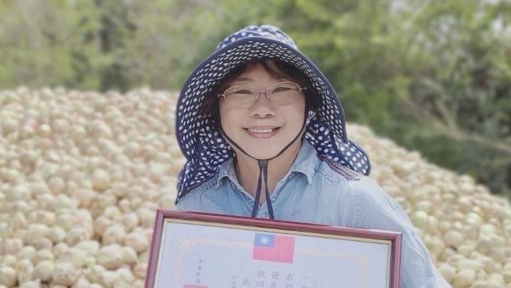 屏東車城 - 潘桂椿 / 友善種植洋蔥