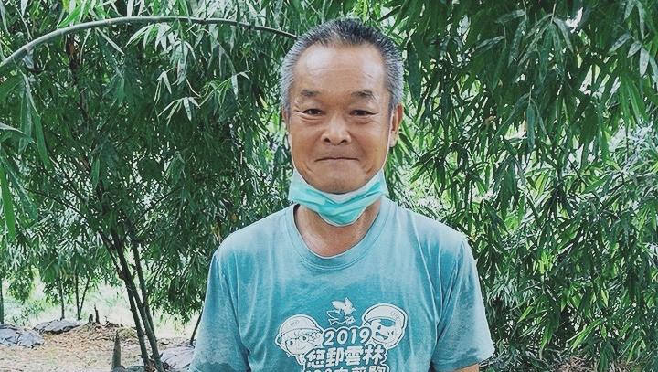 雲林斗南 - 黃明賢 / 有機烏殻綠竹筍